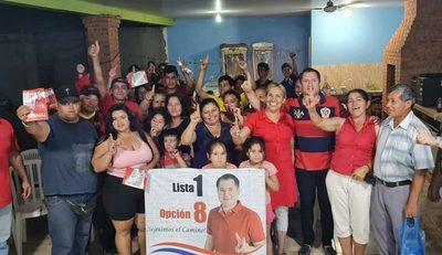 Elías Bernal sigue sumando apoyo en su camino a Junta Municipal de CDE – Diario TNPRESS