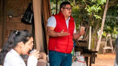 HERNÁN CARDOZO PRETENDE REPRESENTAR  EN LA J.M. UN SECTOR QUE NUNCA TUVO VOZ