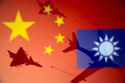Taiwán denunció que 24 aviones de combate del régimen chino violaron nuevamente su espacio aéreo