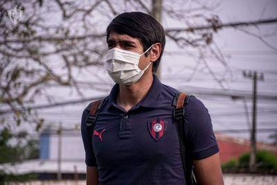 Alexis Duarte: convocado, pero ¿juega el sábado?