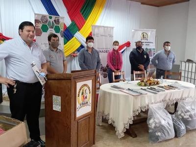IMPORTANTE ACUERDO EN BENEFICIO DE LOS PISCICULTORES DE ITAPÚA FUE FIRMADO POR LA GOBERNACIÓN