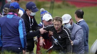 Tom Felton actor de Harry Potter sufre un colapso durante el partido de golf previo a la Ryder Cup