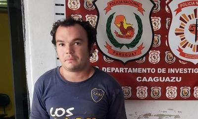 Tras tarea investigativa detienen a un hombre con orden de captura – Prensa 5