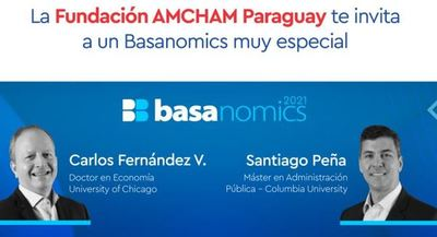 Fundación AMCHAM invita a una edición especial de BASANOMICS