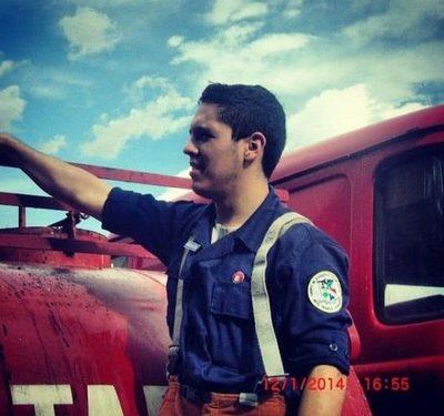 Fallece bombero de Franco