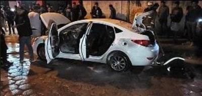 Menor de 15 años fue detenida tras incendio de vehículo en Caaguazú – Prensa 5