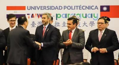Universidad de Taiwán-Paraguay: ¿El Gobierno de Marito apoya el proyecto de la era Cartes? – Prensa 5