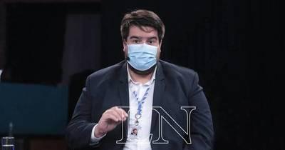 """La Nación / """"Tenemos poquísimos pacientes, ojalá se mantenga por mucho tiempo"""", dice médico"""