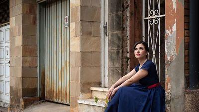 """Daisy Lombardo lanza su disco de tango """"Canción de esquina"""""""