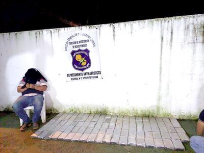 Acusan con pedido de juzgamiento público a transportador de cocaína