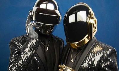 Daft Punk: Anuncian un libro sobre la historia de la banda