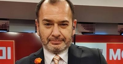 Carlos Toche y su peculiar secreto