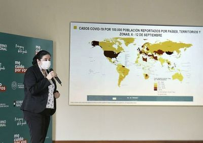 Variante delta va en aumento en Paraguay: se registraron 70 nuevos casos