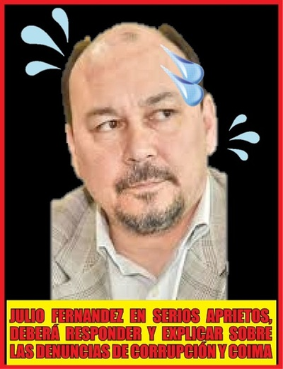 TRAS LA BAMBALINA DEL CONTRABANDO Y CORRUPCIÓN ADUANERA EN PARAGUAY