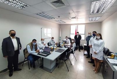 Consejo de Administración del IPS sesionó en Alto Paraná