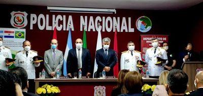 Ministro Giuzzio anuncia más tecnología para reforzar vigilancia en la frontera
