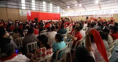 La Nación / Autoridades de la ANR desembarcaron en Encarnación para pactar unidad de la lista 1