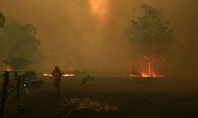 Casi 370 focos de calor fueron detectados en las últimas 24 horas en Paraguay