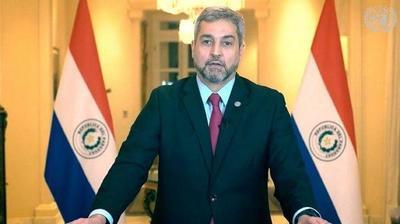 """Mario Abdo critica a Covax y el uso de las vacunas como """"herramienta política"""" – Prensa 5"""