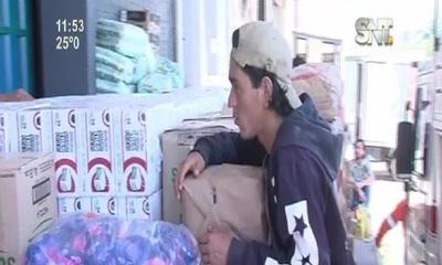 Incautan mercaderías de contrabando en M.R.A.