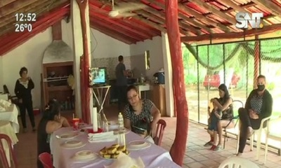 Día de la Virgen de las Mercedes: Fiesta en Areguá