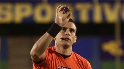 Designan árbitros para la décima fecha del Torneo Clausura
