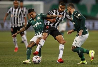 Un paraguayo aparece en el equipo ideal de las 'semis' de la Libertadores