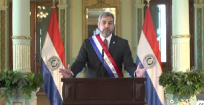 """ONU: Abdo Benítez expresó su """"profunda decepción"""" por falta de respuesta del mecanismo Covax"""