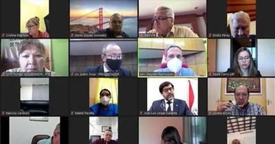 La Nación / Audiencia pública: ley de gobernanza de IPS genera amplio debate