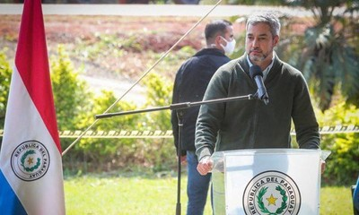 Marito compara a Paraguay con Miami al defender sus obras viales