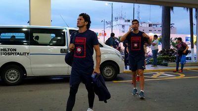 Haedo sintió como una derrota su salida de Cerro Porteño