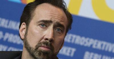 Nicolas Cage fue sacado de un restaurante tras ser confundido con un mendigo