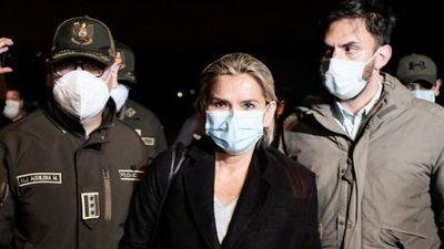 La Justicia rechazó el recurso de Áñez para ser procesada como expresidenta