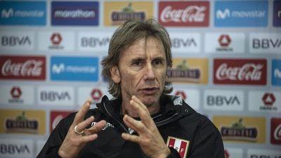 Ricardo Gareca llama a 30 jugadores de Perú