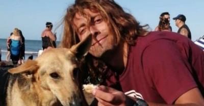"""""""Mamá, me muero"""": joven se ahogó al intentar rescatar a un perro desde un canal"""