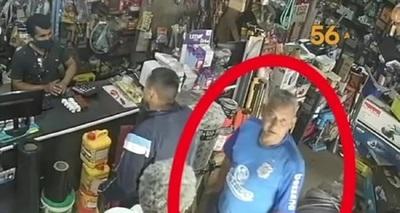 San Lorenzo: Descuidistas roban en comercios