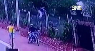 Itauguá: Otra víctima de los motoasaltantes