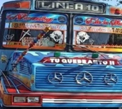 Ñemby:  Una mujer murió tras ser atropellada por un bus
