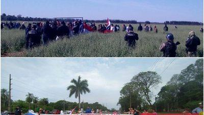 COLONOS Y PRODUCTORES CELEBRAN APROBACIÓN DE LEY QUE AUMENTA PENAS PARA INVASIONES