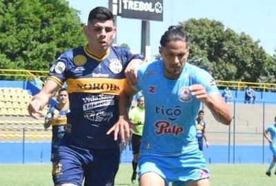 """Crónica / """"Triqui"""" gana y trepa hacia los punteros"""