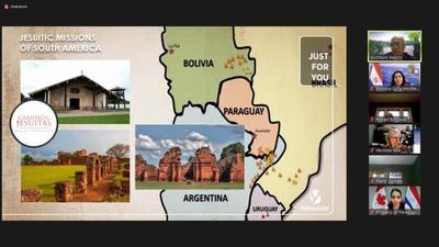 """Presentan campaña """"Paraguay Solo para Vos"""" a referentes turísticos de EE.UU y Canadá"""