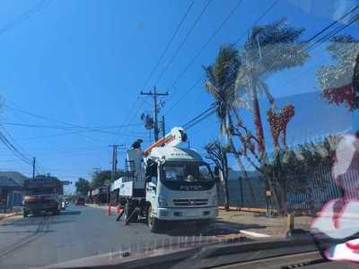 Para el lunes: Calles del barrio San Miguel que son parte de corte programado por la ANDE