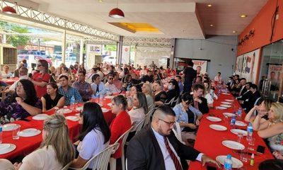 Amplio respaldo apoyo de abogados de Ciudad del Este a Ulises Quintana – Diario TNPRESS