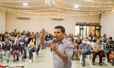 Frente Guazú confirma su apoyo a Roque Godoy en Presidente Franco – Diario TNPRESS