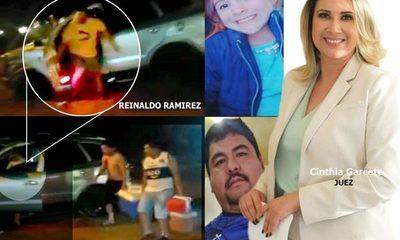 Jueza Cinthia Garcete envía a su casa al borracho que mató a niña en accidente – Diario TNPRESS
