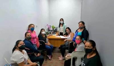 Mujeres coordinan proyectos comunitarios •
