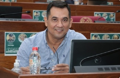 Por temor a un posible atentado, Arévalo pide custodia policial