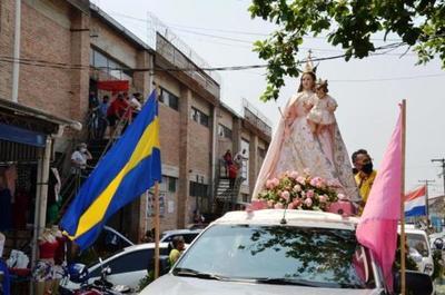 "Bandera jeré: Luqueños inician fiesta patronal con bombapú y ""Jopói Tupãsÿme guarã"" •"