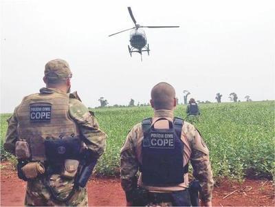 Brasil anuncia que REFORZARA la seguridad en la FRONTERA con PARAGUAY para tratar de frenar al PCC