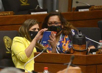 """La oposición """"vive con amenazas"""", dice diputada Camacho"""